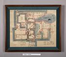 明石城内絵図