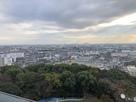 歴史館展望台からの眺望(南側名古屋方面)…