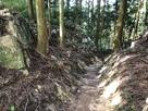 松ノ門跡付近