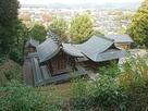 御霊神社(登城口)