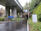 林道への入口(敦賀側から)