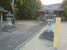 城址址(太田神社境内)…