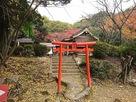 筑紫神社(勝尾城筑紫氏遺跡)…
