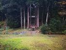 高尾神社(登城口)…