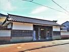 小松城移築鰻橋御門(36.415076,…