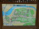 杵築城 散策マップ…