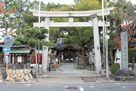 城址風景(白山神社)…