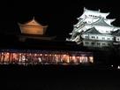 プロジェクションマッピングと名古屋城…