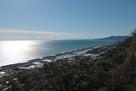 駿河湾の眺望