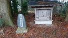 本郭にある大山阿夫利神社…
