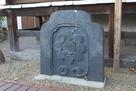 尼崎城天守閣で実際に使われていた棟瓦