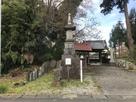清水城跡碑