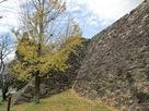 多聞櫓の石垣