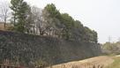 二の丸 堀と石垣