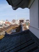 富士見櫓から清明台櫓…