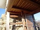 石垣と櫓門