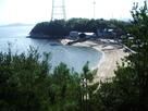 賀儀城からの眺め…