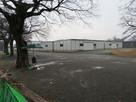 西出丸に造られた倉庫…