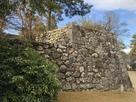 鐘ノ櫓石垣