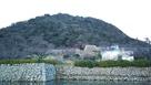 内堀越しに望む鳥取城…
