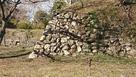 東面の石垣