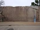 桜門の巨石蛸石…