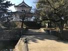 霞門虎口から東櫓…
