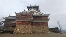 天守ならの福知山の眺めは、素晴らしかった…
