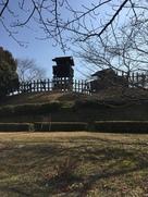 物見櫓と城門