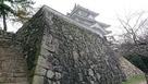 復元鉄櫓を北東から望む…