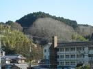 柳生城遠景