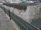 復元の舟入・二重櫓台…