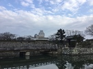 桜門橋と天守