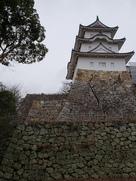 坤櫓と天守台