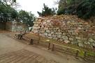見ノ門跡付近の外側石垣…