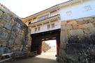 ぬノ門と石垣