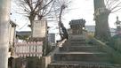 塚口城跡です。…