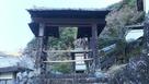 瑞泉寺に現存している移築門(金山城裏門)…