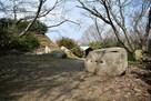 西の丸にあるアヤシイ石