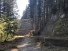 六段壁と菱櫓