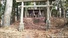 秋葉神社(旧本丸跡)…