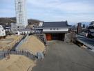 舞鶴陸橋から見た山手渡櫓…