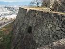 高石垣(大戸櫓)…