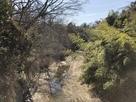 天然の堀(近木川)…