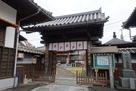本成寺の高麗門…