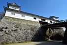 天秤櫓と廊下橋…