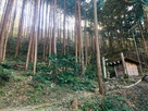 登城口(軍茶利神社)…