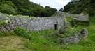 城壁(内側)と城門