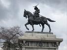 伊達政宗公の像…