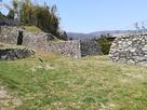 陣屋跡 石垣